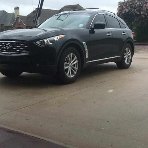 Picture of 2011 INFINITI FX35 RWD