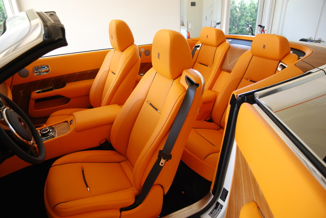Picture Of 2017 Rolls Royce Dawn Convertible, Interior, Gallery_worthy