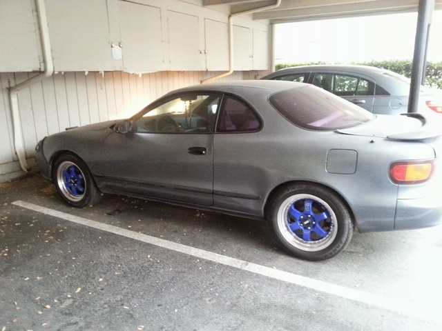 Picture of 1992 Toyota Celica ST Coupe