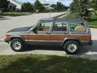 Picture of 1988 Jeep Wagoneer Limited 4WD, exterior, gallery_worthy