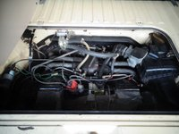 Picture of 1983 Volkswagen Vanagon Camper Passenger Van, engine