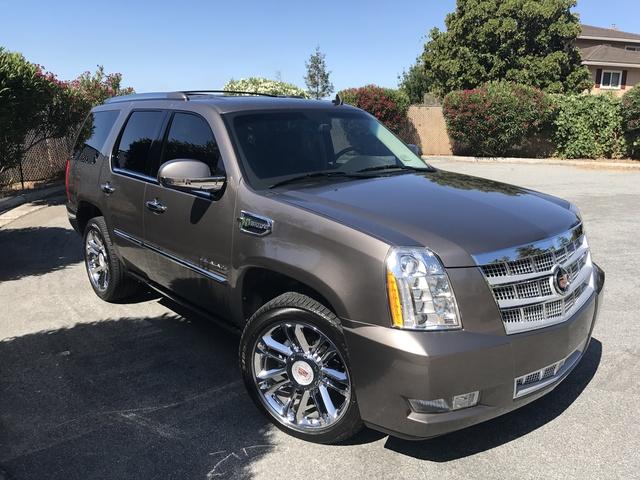 2013 Cadillac Escalade - Pictures - CarGurus