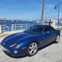 Picture of 2004 Jaguar XK-Series XKR Convertible, exterior, gallery_worthy
