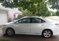 Picture of 2011 Lexus HS 250h FWD, exterior, gallery_worthy