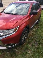 Picture of 2016 Mitsubishi Outlander ES, exterior