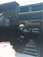 Picture of 1990 Nissan Pickup 2 Dr STD Standard Cab SB, interior
