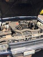Picture of 1990 Nissan Pickup 2 Dr STD Standard Cab SB, engine