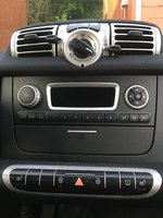 Picture of 2013 smart fortwo passion, interior