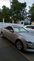 Picture of 2015 Cadillac CTS 2.0L Luxury AWD, exterior