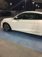 Picture of 2017 Honda Civic Coupe LX, exterior