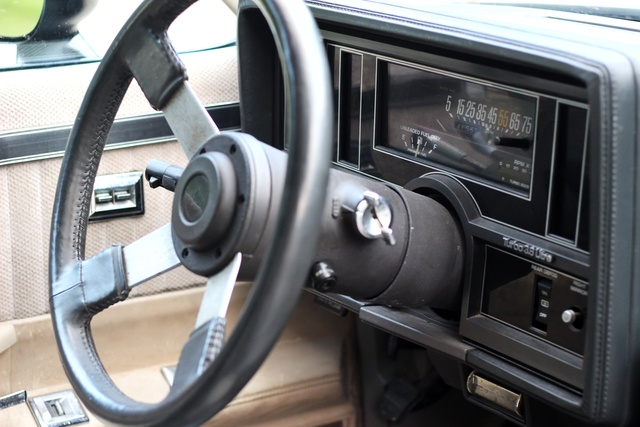 1984 buick grand national interior pictures cargurus - 1987 buick grand national interior ...