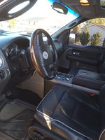 Picture of 2008 Lincoln Mark LT 4WD, interior, gallery_worthy