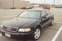 Picture of 1998 Audi A8 quattro AWD, exterior, gallery_worthy