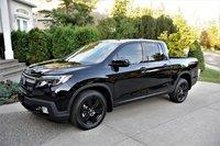 Picture of 2017 Honda Ridgeline Black Edition AWD, exterior, gallery_worthy