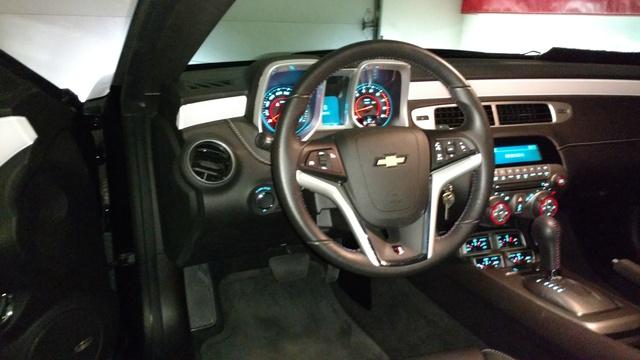 2012 Chevrolet Camaro Pictures Cargurus