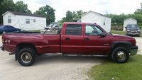 Picture of 2007 Chevrolet Silverado 3500HD Work Truck Crew Cab LB DRW 4WD, exterior, gallery_worthy