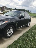 Picture of 2016 INFINITI QX70 AWD, exterior