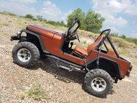 1981 Jeep CJ7 Picture Gallery