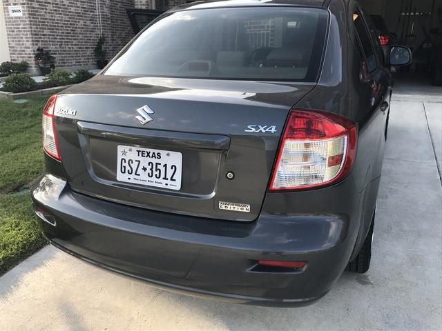 Picture of 2011 Suzuki SX4 LE Anniversary Edition