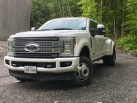 Picture of 2017 Ford F-350 Super Duty Platinum Crew Cab LB DRW 4WD, exterior