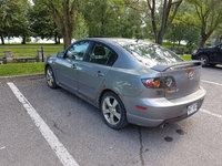 2005 Mazda MAZDA3 Sport Overview