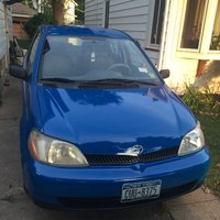 Picture of 2002 Toyota ECHO 4 Dr STD Sedan, exterior, gallery_worthy