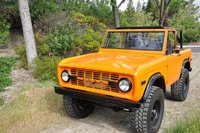 1971 Ford Bronco Overview