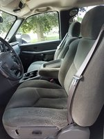 Picture of 2004 Chevrolet Silverado 2500 4 Dr LS 4WD Crew Cab SB, interior