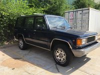 Picture of 1991 Isuzu Trooper 4 Dr XS 4WD SUV, exterior