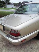 Picture of 1999 Jaguar XJ-Series Vanden Plas Sedan, exterior