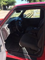 picture of 2002 ford ranger 2 dr edge standard cab sb interior