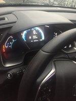 Picture of 2017 Honda Civic Hatchback EX, interior