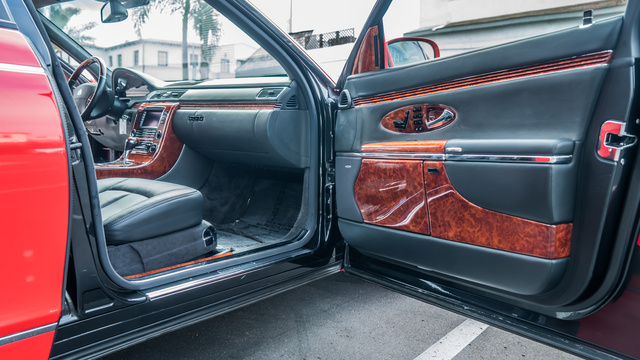 Picture of 2005 Maybach 57 4 Dr Turbo Sedan, interior, gallery_worthy