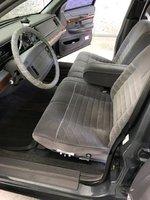 Picture of 1993 Mercury Grand Marquis 4 Dr GS Sedan, interior