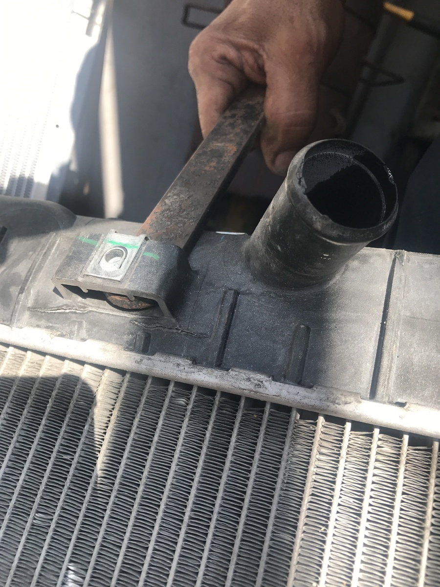 Car overheats no coolant leak