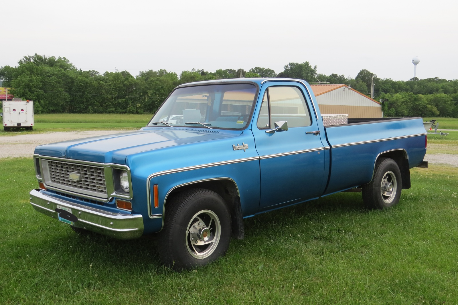 1973 Chevy Truck >> 1973 Chevrolet C K 20 Overview Cargurus