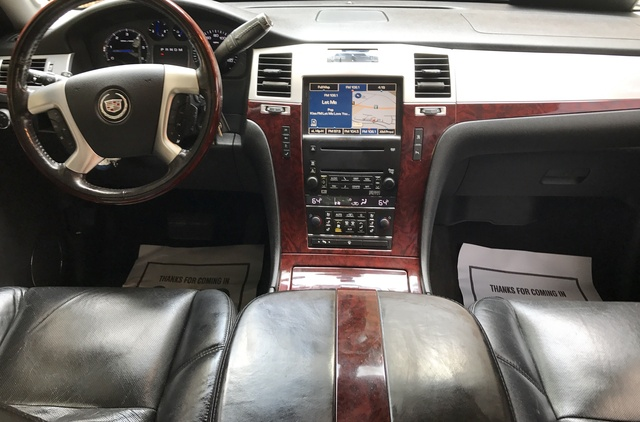 2008 Cadillac Escalade - Interior Pictures - CarGurus