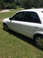 Picture of 2002 Mazda Protege DX, exterior