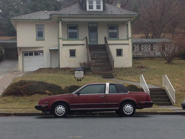 Picture of 1986 Pontiac 6000 STD Coupe