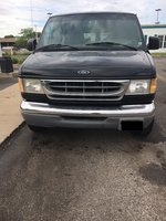 Picture of 1998 Ford E-350 STD Econoline Cargo Van Extended, exterior