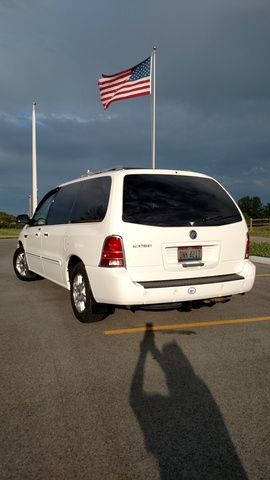 Picture of 2006 Mercury Monterey Luxury, exterior
