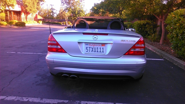 Picture of 2002 Mercedes-Benz SLK-Class SLK 32 AMG