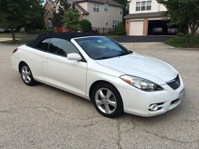 2008 toyota camry solara sle convertible for cargurus autos post. Black Bedroom Furniture Sets. Home Design Ideas