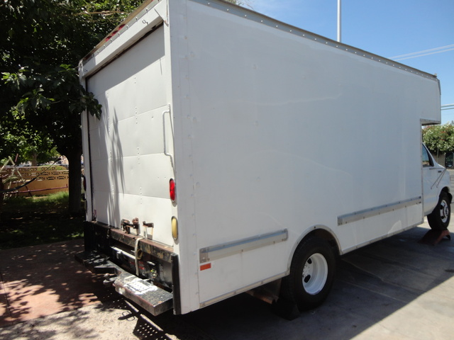 Picture of 1995 Ford E-350 XL Econoline Cargo Van
