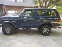 Picture of 1987 Ford Bronco XLT 4WD, exterior, gallery_worthy