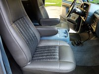 Picture of 1987 Ford Bronco XLT 4WD, interior, gallery_worthy