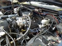 Picture of 1987 Ford Bronco XLT 4WD, engine, gallery_worthy