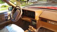 Picture of 1990 Cadillac Eldorado Touring Coupe, interior