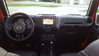 Picture of 2017 Jeep Wrangler Unlimited Winter, interior