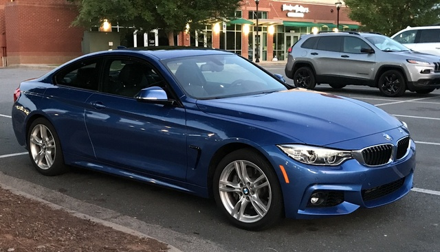 2017 Bmw 4 Series Price Cargurus